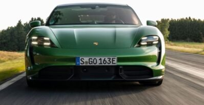 Porsche Taycan Procure the award for luxury and Performance Car of the year
