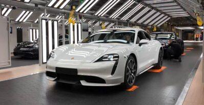 Porsche Taycan demand is higher than any other porsche