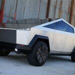 Replica of Tesla's Cyber Truck with the Heart of Ford Raptor F-150 | Cyber Truck with Gasoline Engine