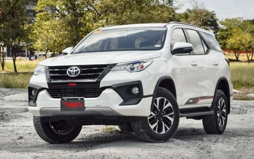 Toyota Fortuner TRD Limited Edition Pakistan feature image