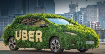 Uber investing 800 million dollar for the fast transition to electric cars