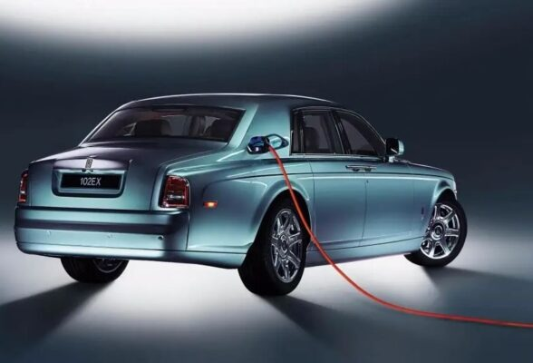ZERO Emission Standards and Rolls Royce Electrification