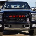 Ford May take Legal Action against Foton Big General for copying F-150