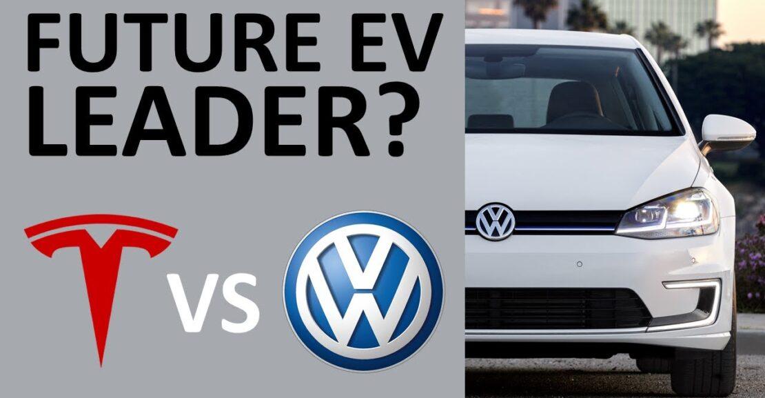 future EV leader Volkswagen Targeting 2023 as the year to overtake Tesla