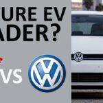 Volkswagen Targeting 2023 as the year to overtake Tesla | Volkswagen vs Tesla