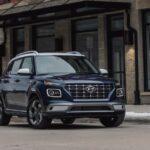 Info Hyundai Venue 2021 USA