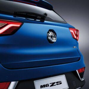 1st Generation MG ZS SUV Rear close view