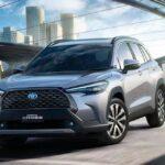 Info Toyota Corolla Cross 2021 Pakistan