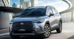 Info Toyota Corolla Cross 2021 Thailand