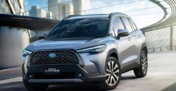 1st Generation Toyota Corolla cross Feature image
