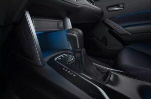1st Generation Toyota Corolla cross transmission view