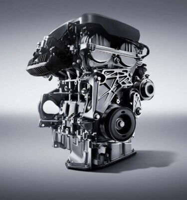 1st generation MG ZS Engine View