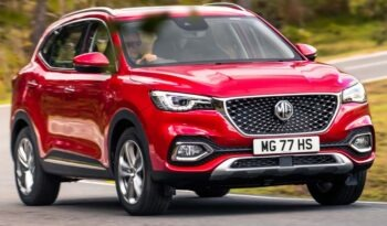 1st generation MGHS SUV feature image