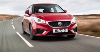 2nd Generation MG3 facelifted feature image