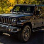 Info Jeep Wrangler 2021 USA