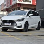 Info BYD Song Max DM PHEV 2021 China