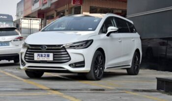 1st Generation BYD Song Max PHEV white feature image