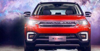 1st Generation Changan CS55 SUV feature image