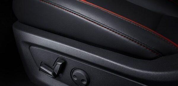 1st Generation Changan CS55 SUV front seat lumbar support