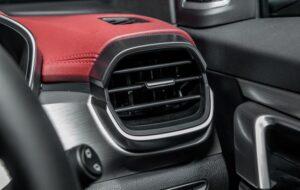 1st Generation Proton X50 SUV air vents