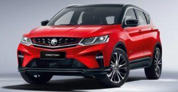1st Generation Proton X50 SUV feature image