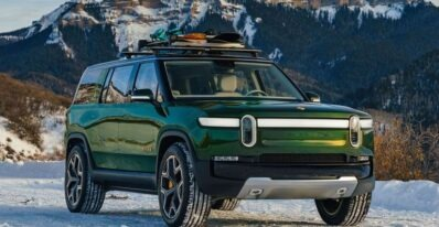 1st Generation Rivian R1S SUV feature image