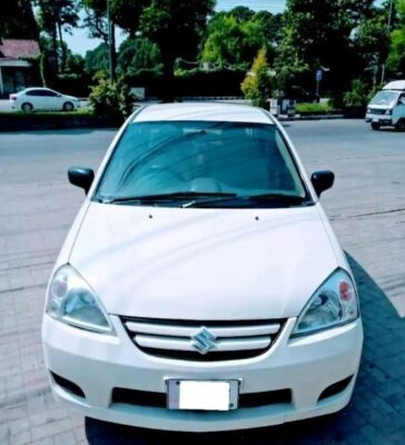 1st Generation Suzuki Liana title image