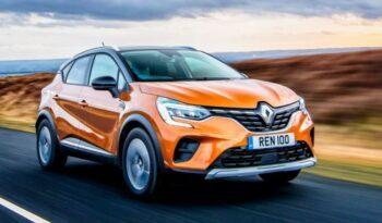 2nd Generation Renault Captur SUV feature image
