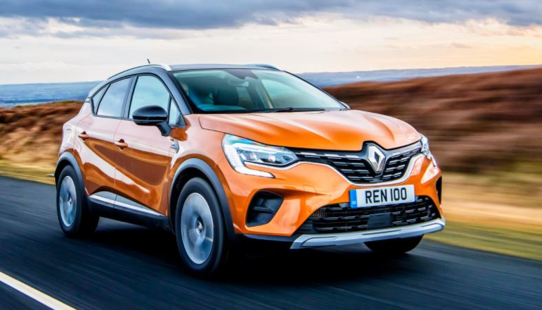 2nd Generation Renault Captur SUV feature image