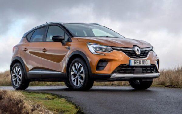 2nd Generation Renault Captur SUV title image