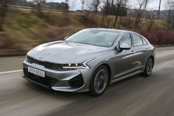 5th Generation KIA optima Sedan feature image