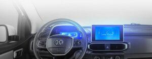 1st Generation BAIC EC3 EV hatchback Remote control app