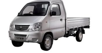 1st Generation FAW Carrier Pickup Truck feature image