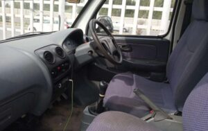 1st Generation FAW Carrier Pickup Truck front seats