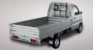 1st Generation FAW Carrier Pickup Truck full bed view