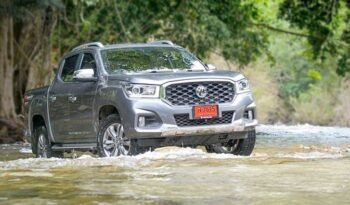 1st Generation MG Extender Pickup Truck feature image