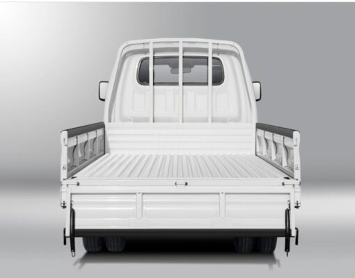 1st Generation Nissan JAC x200 Pickup Truck Rear and Deck full view