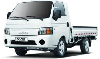 1st Generation Nissan JAC x200 Pickup Truck feature image
