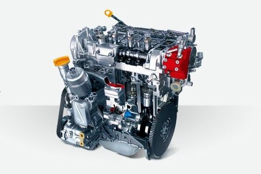 1st generation DFSK Glory 330 MPV engine