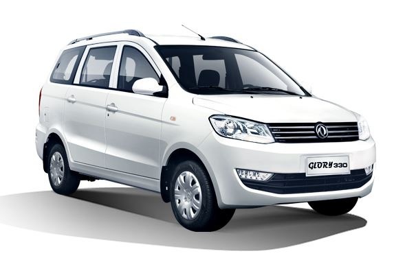 1st generation DFSK Glory 330 MPV feature image