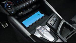1st generation Hyundai Lafesta EV sedan other controls