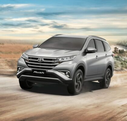 2nd Generation Toyota Rush title image