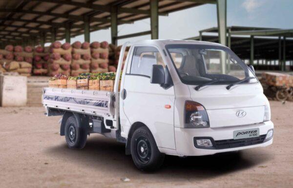 4th Generation Hyundai Porter H 100 Pickup Truck title image