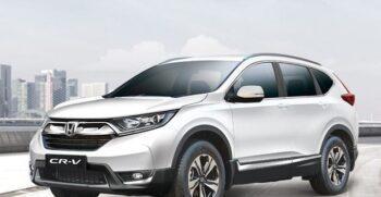 5th generation Honda CRV SUV title image