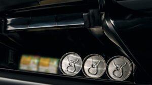 8th Generation Toyota Revo interior space