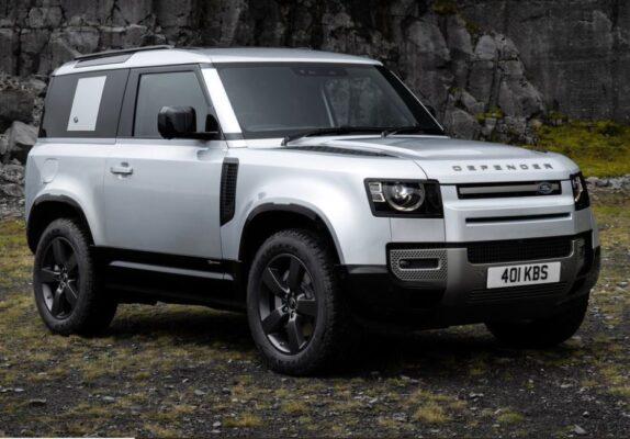 Land Rover Defender Versatile SUV feature image