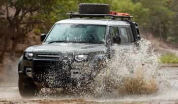 Latest generation Land Rover Defender SUV feature image
