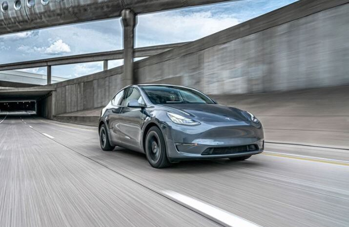Tesla Model Y Smart SUV feature image