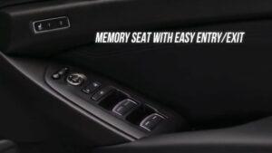 10th generation Honda Accord sedan Memory seats