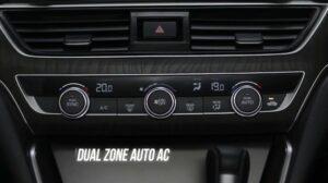10th generation Honda Accord sedan dual zone Auto Ac